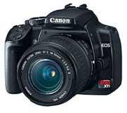 Canon digital Rebel XTi