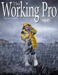 Working Pro AIPP online magazine