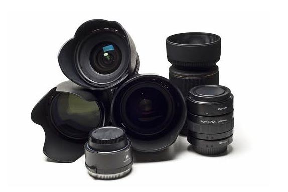 Camera lens bundle