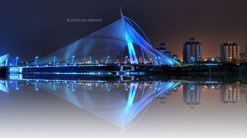 PutrajayaBridge reflection ver 1.0