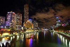 night photo taken on high ISO