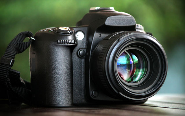 SLR Photography Guide