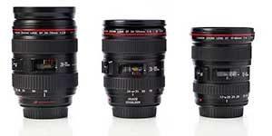 Upgrade Canon camera lens