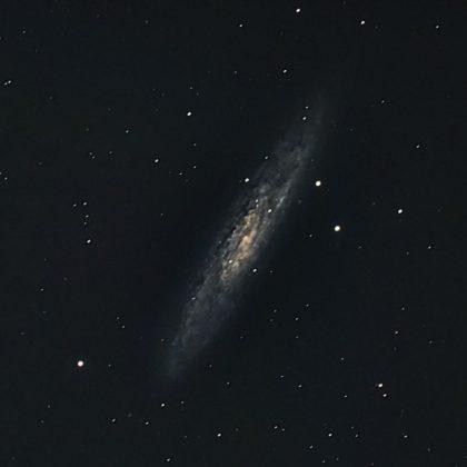 Sculptor Galaxy Photograph