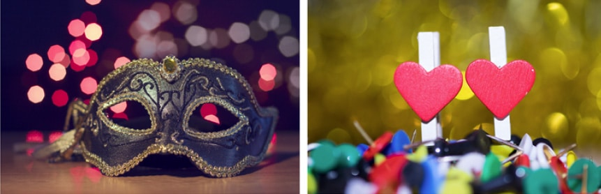 Create artificial bokeh photos