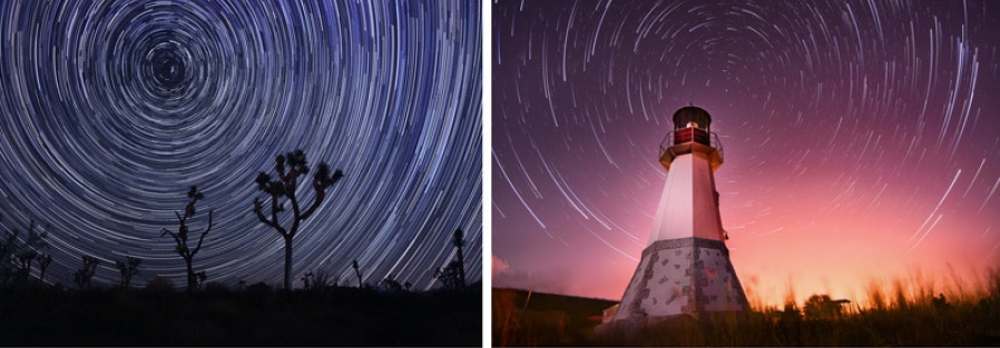 Star trails image 1